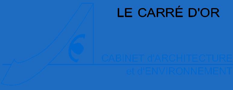 Le carré d'Or – Cabinet d'Architecte et d'Environnement